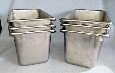Vollrath Super Pan V Steam Table 14 Pan Nsf Stainless Steel 6 D 30462