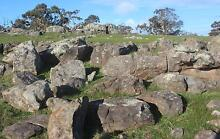 Moss Rock For Sale - 6x4 Trailer $70 -pick your own Strathalbyn Alexandrina Area Preview