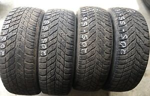 205-55-16 Goodyear Ultra Grip Bonne condition