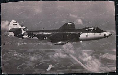 Foto-AK-Seahawk FGA 50-Flugzeug-airplane-