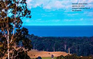 EPIC OCEAN VIEW HOUSE 10 MIN TO BEACH WITH FANTASTIC FARM INCOME Coffs Harbour Coffs Harbour City Preview