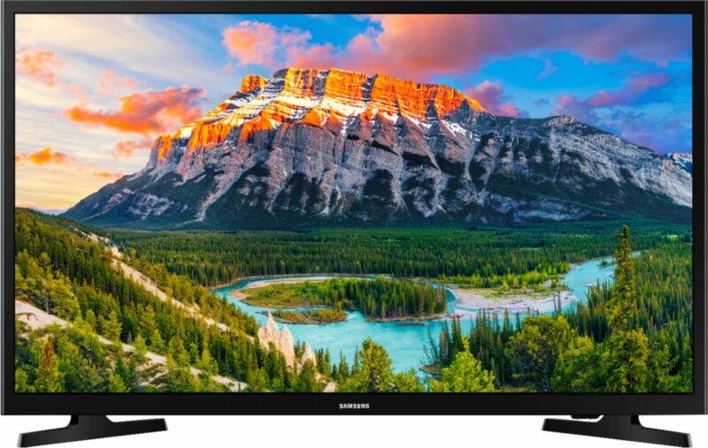 "Samsung - 32"" Class - LED - N5300 Series - 1080p - Smart - H"