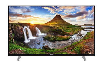 Telefunken D50U293N4CW 4K Ultra HD Fernseher 50 Zoll Smart TV WLAN Triple-Tuner