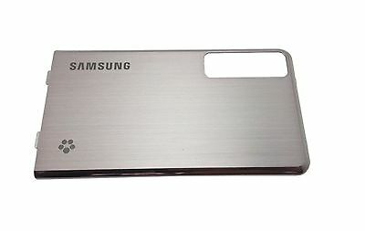 GENUINE Samsung Behold SGH-T919 BATTERY COVER Door ROSE PINK metal GSM bar phone