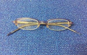 Ladies Purple Eye Glasses / Frames Wellington Point Redland Area Preview
