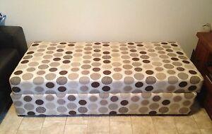 Double Ottoman Sofa Bed Batemans Bay Eurobodalla Area Preview