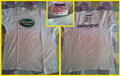 Maglietta HEINEKEN JAMMIN FESTIVAL 2005 (autodromo Imola XL Servizio sicurezza) usato  Milano