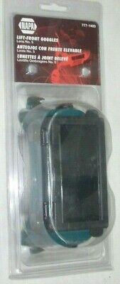 Napa 777-1480 Flip Front Welding Goggles 2 X 4 14 Shade 5 Oxy-acetylene Weld