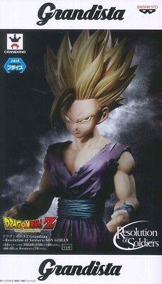 Banpresto - Dragon Ball Z - Resolution of Soldiers Grandista Son Gohan Figure (Dbz Gohan)