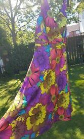 FLOWER PRINT DRESS from Debenhams - 12
