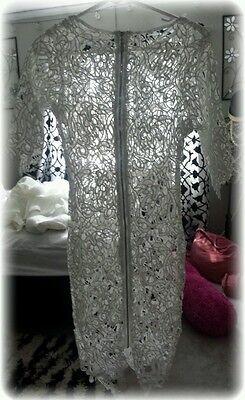 Gorgeous Lace♡Crochet♡Celebrity Style♡Bodycon♡Beach♡ Cocktail Dress (Celebrity Beach Style)