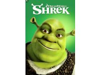 £10 Shrek tickets x 2 for 20th august