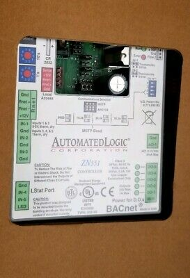 Automated Logic Zn551 Bacnet Zone Controller