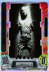 Force Attax Movie Card Serie 2 - LE1 LE2 LE3 LE4 LE5 LE6 LE7 aussuchen Star Wars
