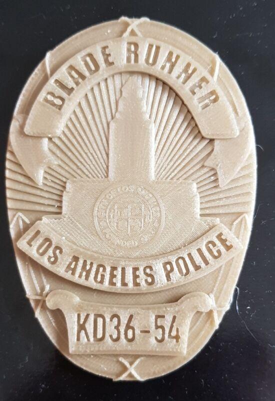 blade runner badge
