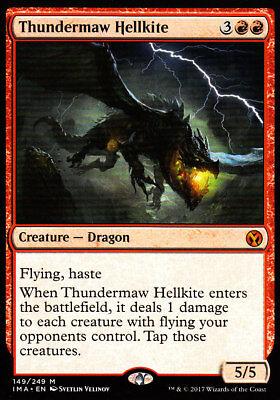 Thundermaw Hellkite - Iconic Masters - Magic MTG - TopMint - englisch