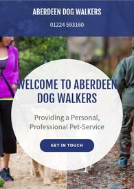 Reliable Dog Walking Service