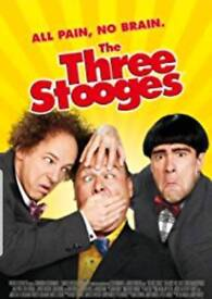 Tge trhee stooges movie