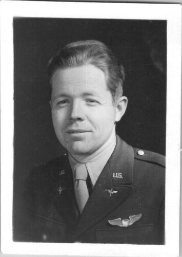 Vintage Original Photograph US Air Force Soldier Portrait 51st Fighter Wing