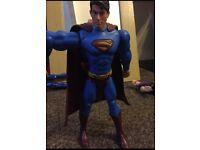 Large figure Super hero