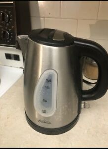 Sunbeam Stainless Electric Kettle - Water Boiler