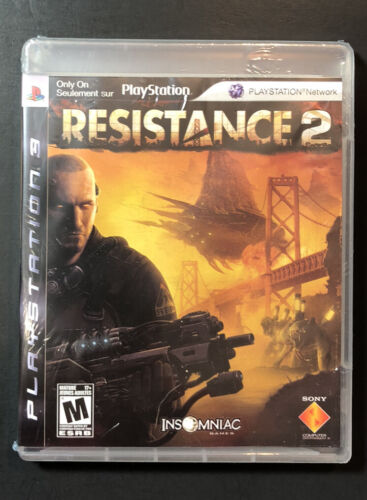 Resistance 2 PS3 NEW - $43.98
