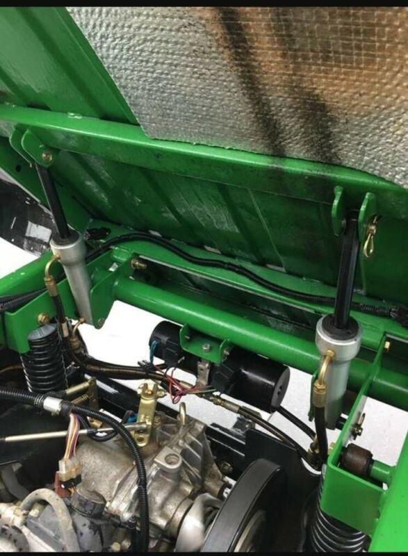 John Deere BM22448 VGB 10111 Hydraulic bed  Lift for HPX Gator