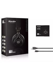 BLUEDIO T3+ BLUETOOTH HEADPHONES
