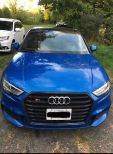 2017 Audi S3 Technik *Fully Loaded Every Option*