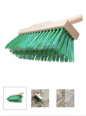 Burgon & Ball Miricale Patio Surface Cleaning Brush (Set Of 4)