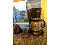Coffee Maker (Igenix IG8126 12-Cup 1.5L, Black)