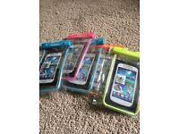 Waterproof phone bags Iphone/ Samsung