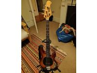 Musicman Sterling SUB series bass