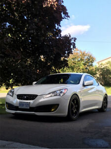 2011 Genesis Coupe Premium Safetied and E-tested