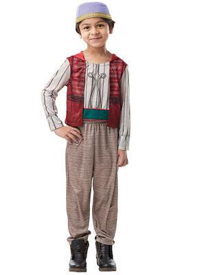 Disney Aladdin-Kostüm für Kinder Lizenz-Verkleidung bunt Cod.320720 ()