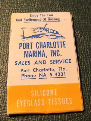 Eye Glass Cleaners - Port Charlotte Marina FL Mercury Boat Motors
