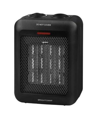 Brightown 750W/1500W Ceramic Space Heater, Electric Portable