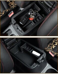 For Mitsubishi Outlander Sport 2012-2017 Center Storage Box Organizer Holder