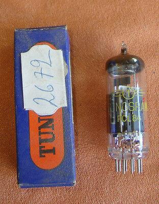 Elektronik Röhre PCL 84 Elektronenröhre Tungsram 2004394  2596