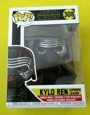 Funko Pop! Star Wars 308 Kylo Ren Supreme Leader NIB