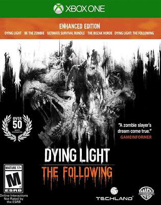 Dying Light  The Following   Enhanced Edition Xbox One New Xbox One  Xbox One