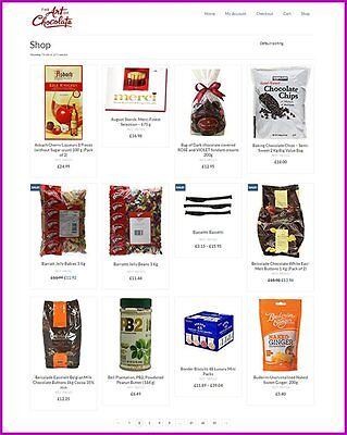 Us-chocolate Gifts Websitefree Domainmake100 Guaranteed Or Pay Nothing
