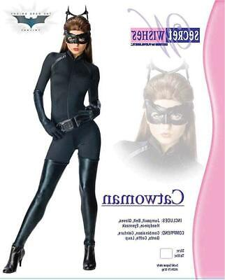 Secret Wishes Dark Knight Rises Adult Catwoman Costume,, As shown, Size Medium