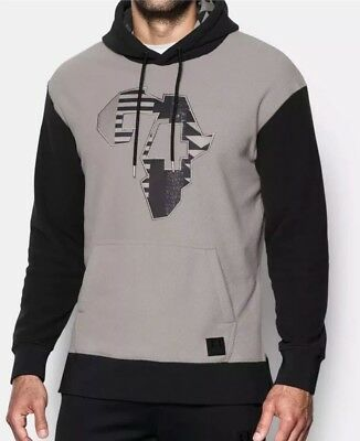 Under Armour Men's UA x Muhammad Ali Rumble in the Jungle Hoodie NWT Small