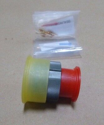 AMPHENOL BELL HELICOPTER 30-276-WD97PA AIRCRAFT PLUG CONNECTOR 5935-01-460-6183 for sale  Shipping to Canada