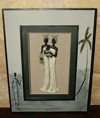 Painting Display Africa Masai Baby Design Fashion Chic Furniture Ethnic India