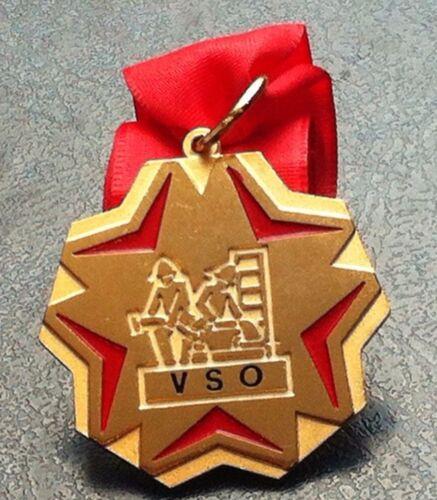 Croatia Yugoslavia  badge medal Firefighting  Vatrogasni savez općina - VSO !