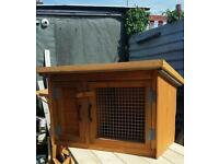 Brand new rabbit hutch