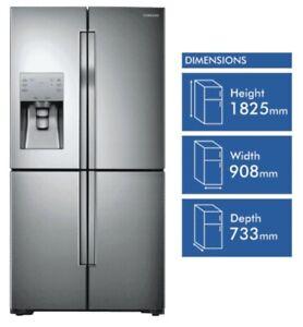New Unused Samsung Four Door Refrigerator/Freezer, RRP: $4699