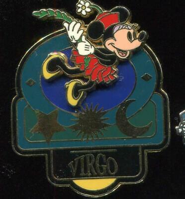 Signs of the Zodiac Virgo September Minnie Mouse Disney Pin 12310